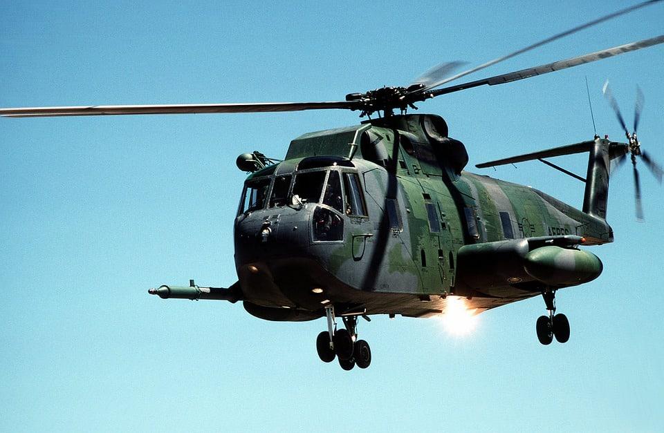 Hérault hélicoptères militaires