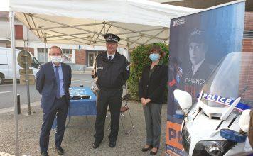Police sécurité quotidien Montauban